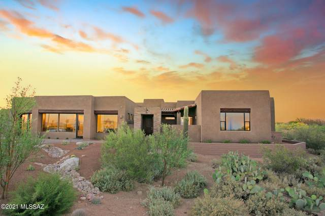 1240 W Placita La Greda, Oro Valley, AZ 85755 (#22105922) :: Kino Abrams brokered by Tierra Antigua Realty