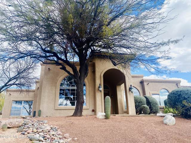5608 N Camino Del Conde, Tucson, AZ 85718 (#22105926) :: Tucson Property Executives