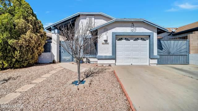 10061 E Skyward Way, Tucson, AZ 85730 (#22105927) :: Long Realty - The Vallee Gold Team