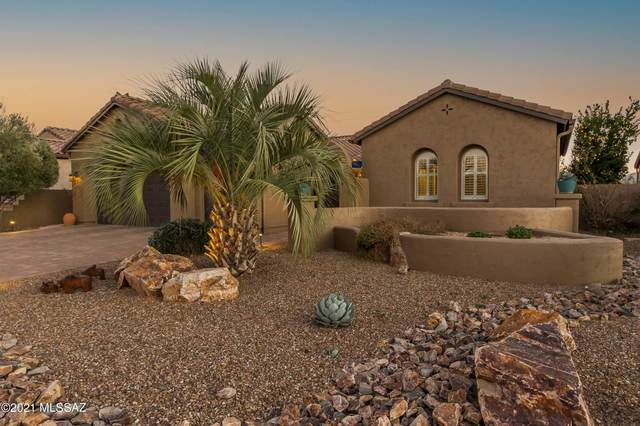 62489 E Border Rock Road, Saddlebrooke, AZ 85739 (#22105936) :: Long Realty - The Vallee Gold Team