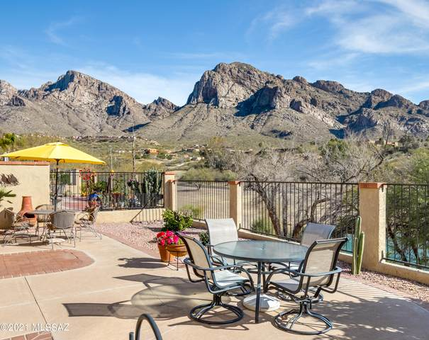 900 E Camino Corrida, Oro Valley, AZ 85704 (#22105938) :: Kino Abrams brokered by Tierra Antigua Realty
