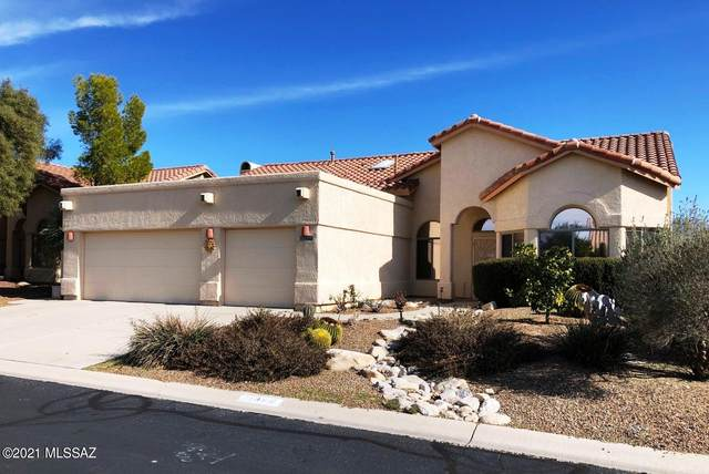 11460 N Scioto Avenue, Tucson, AZ 85737 (#22105939) :: Long Realty - The Vallee Gold Team