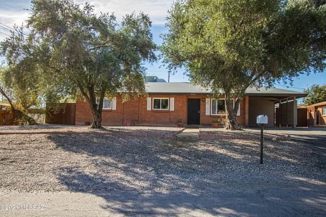 4744 E 13Th Street, Tucson, AZ 85711 (#22105945) :: Kino Abrams brokered by Tierra Antigua Realty