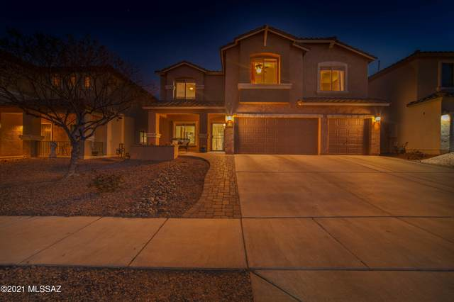 919 W Via De Gala, Sahuarita, AZ 85629 (#22105955) :: Kino Abrams brokered by Tierra Antigua Realty