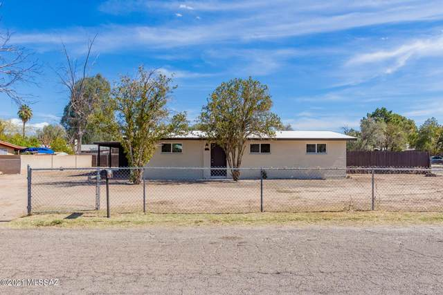3218 N El Tovar Avenue, Tucson, AZ 85705 (#22105964) :: The Local Real Estate Group | Realty Executives