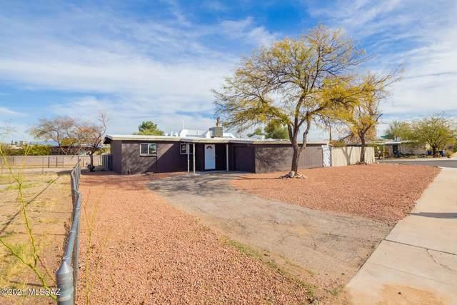 4671 S Rosette Avenue, Tucson, AZ 85730 (#22105968) :: Long Realty - The Vallee Gold Team