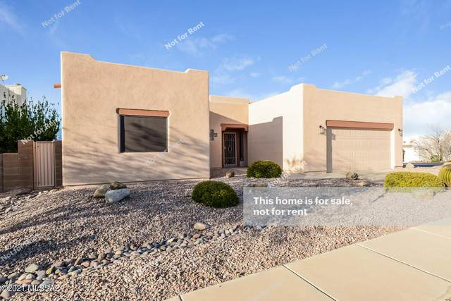 11061 E Trailhead Road, Tucson, AZ 85748 (#22105972) :: Long Realty - The Vallee Gold Team
