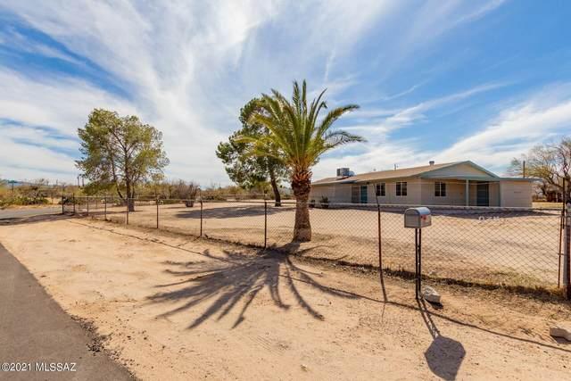 9352 S Carol Drive, Tucson, AZ 85736 (#22105973) :: The Local Real Estate Group | Realty Executives