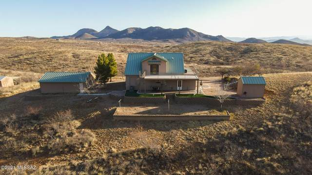 10851 N Legend Trail, Elfrida, AZ 85610 (#22105979) :: Tucson Real Estate Group