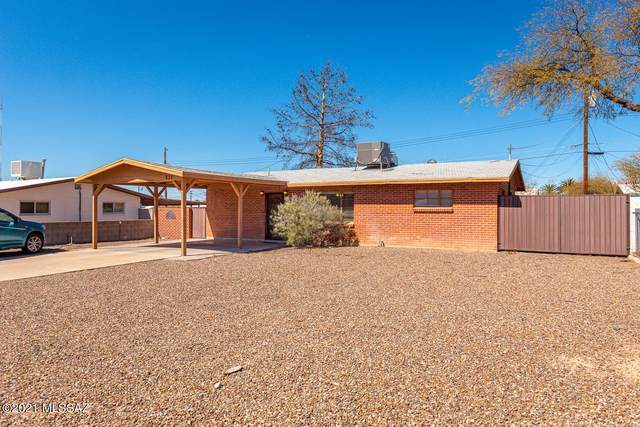 835 E Water Street, Tucson, AZ 85719 (#22106003) :: Long Realty - The Vallee Gold Team