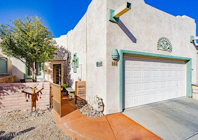 440 W Deerwood Lane, Green Valley, AZ 85614 (#22106004) :: Long Realty - The Vallee Gold Team