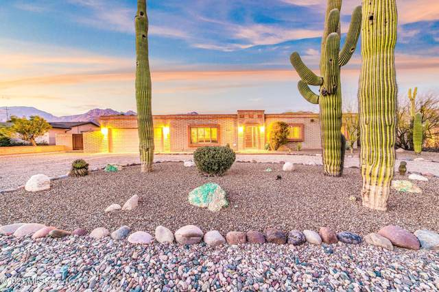 8251 E Big Horn Trail, Tucson, AZ 85750 (#22106007) :: Long Realty - The Vallee Gold Team