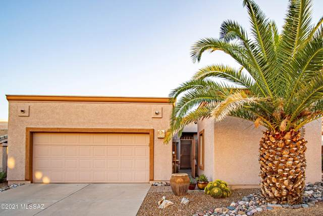 2528 S Pecan Valley Place, Green Valley, AZ 85614 (#22106013) :: Long Realty - The Vallee Gold Team