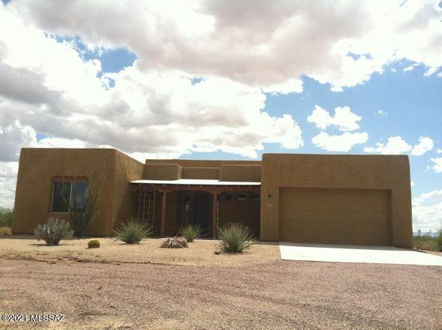 7878 W Spiney Lizard Place, Tucson, AZ 85735 (MLS #22106025) :: The Property Partners at eXp Realty