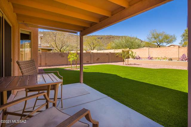 8228 W Opal Moon Court, Tucson, AZ 85743 (MLS #22106027) :: The Property Partners at eXp Realty