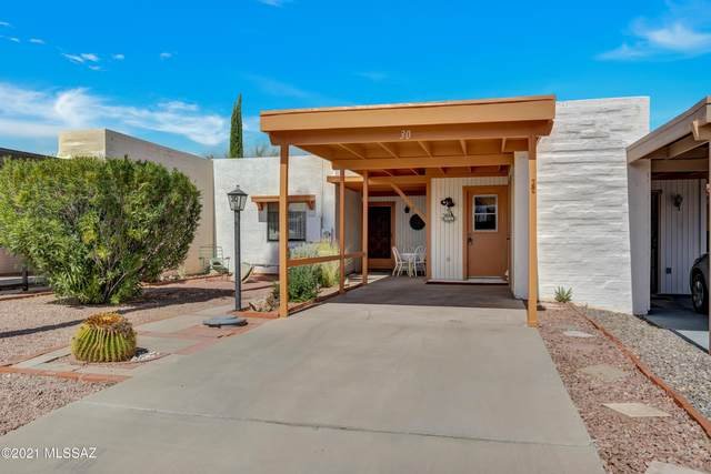 30 W Calle Del Chancero, Green Valley, AZ 85614 (#22106028) :: Long Realty - The Vallee Gold Team