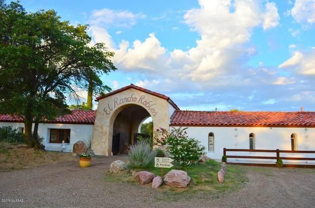 1170 N Rancho Robles Road, Oracle, AZ 85623 (MLS #22106036) :: My Home Group