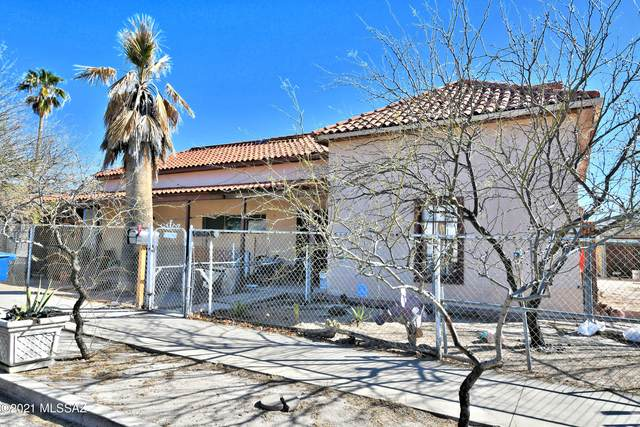 832 E 7Th Street, Tucson, AZ 85719 (#22106039) :: The Local Real Estate Group | Realty Executives