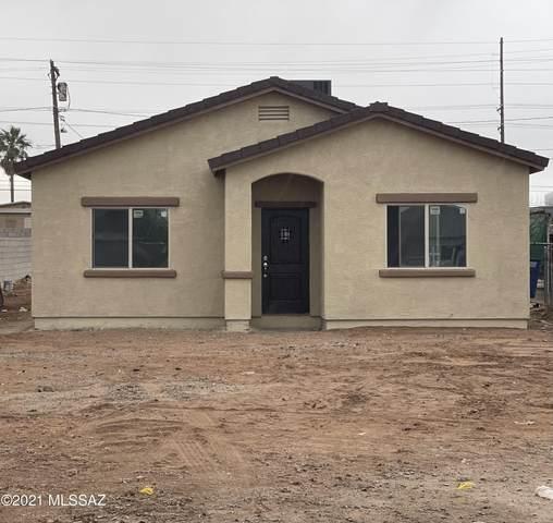 726 E 35th Street, Tucson, AZ 85713 (#22106086) :: Tucson Real Estate Group