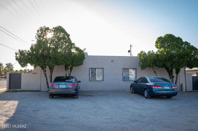 1838-1844 S Rosemont Avenue E #4, Tucson, AZ 85711 (#22106108) :: Tucson Real Estate Group