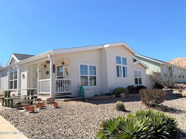 673 W Pony Express Lane, Benson, AZ 85602 (MLS #22106167) :: My Home Group