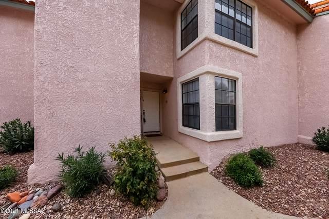 6414 N Tierra De Las Catalinas #29, Tucson, AZ 85718 (#22106288) :: Tucson Property Executives