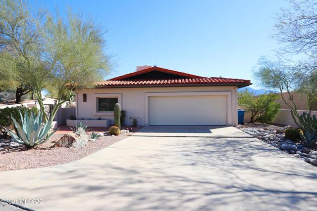 2946 W Fairway View Circle, Tucson, AZ 85742 (#22106333) :: Gateway Realty International