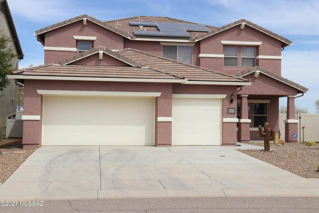 22182 E Statehood Lane, Red Rock, AZ 85145 (MLS #22106343) :: The Property Partners at eXp Realty