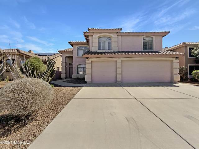 13552 N Wide View Drive, Oro Valley, AZ 85755 (#22106374) :: Long Realty - The Vallee Gold Team