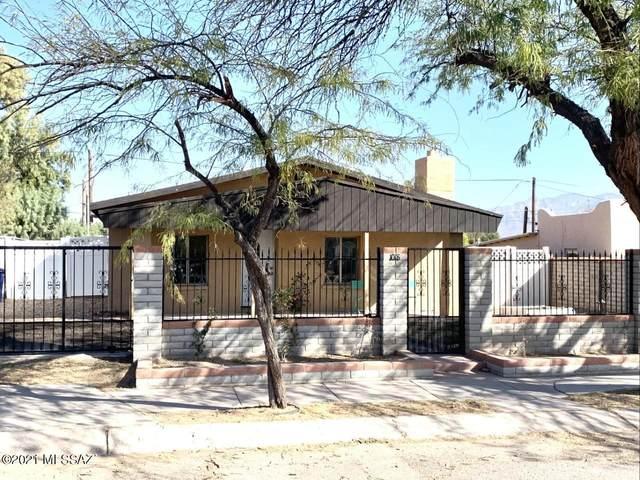 1018 W Colorado Street, Tucson, AZ 85745 (#22106387) :: Tucson Real Estate Group