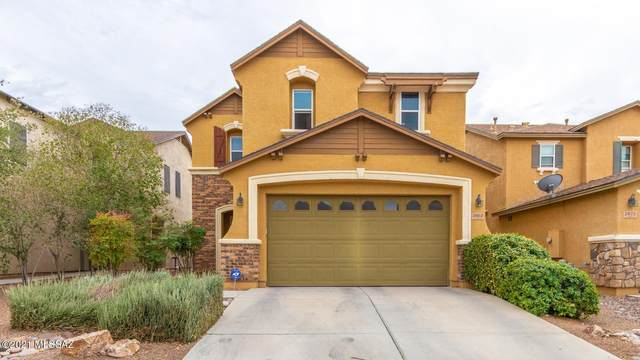 2865 W Duskywing Drive, Tucson, AZ 85741 (MLS #22106419) :: The Property Partners at eXp Realty