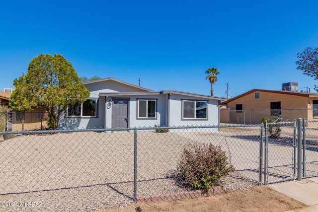 1025 E 32nd Street, Tucson, AZ 85713 (#22106429) :: The Local Real Estate Group | Realty Executives