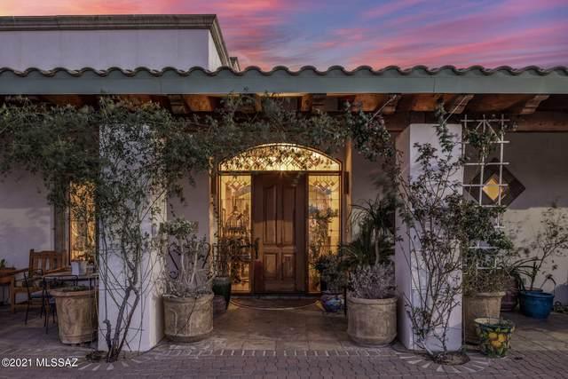3191 N Edith Place, Nogales, AZ 85621 (#22106437) :: Gateway Partners International