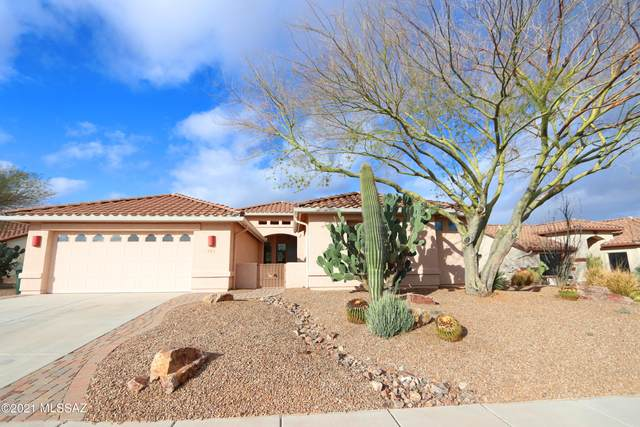 923 N Desert Horizon Drive, Green Valley, AZ 85614 (#22106456) :: Long Realty - The Vallee Gold Team