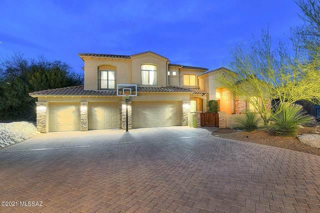 6042 N Indian Trail, Tucson, AZ 85750 (#22106471) :: Keller Williams