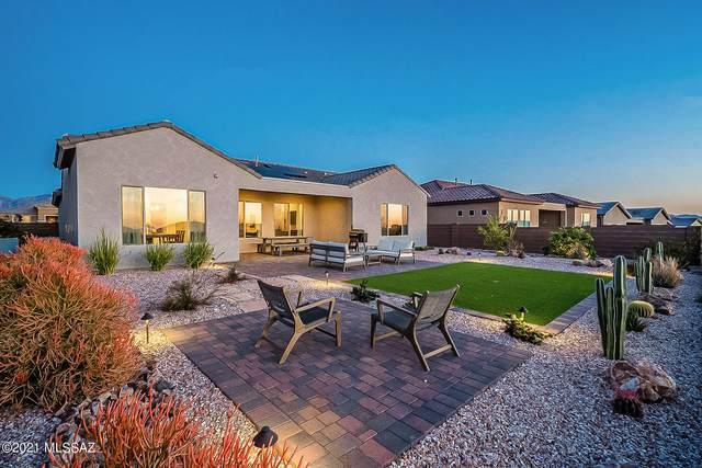 11917 N Renoir Way, Tucson, AZ 85742 (#22106512) :: Tucson Real Estate Group