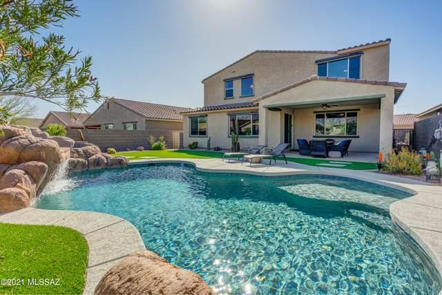 11052 N Delphinus Street, Oro Valley, AZ 85742 (#22106633) :: Tucson Real Estate Group