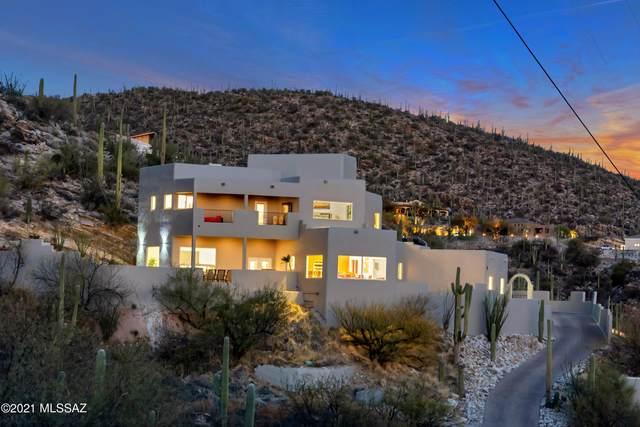 11945 E Ponce De Leon, Tucson, AZ 85749 (#22106651) :: Gateway Partners International