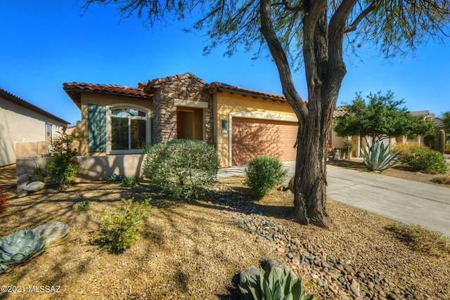 12880 N Salt Cedar Drive, Oro Valley, AZ 85755 (#22106653) :: Tucson Real Estate Group
