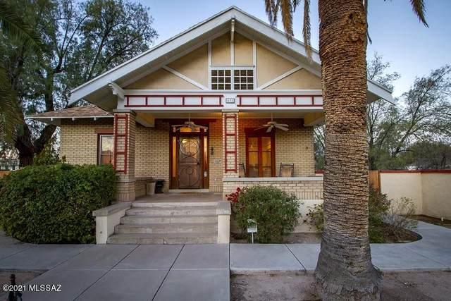 631 N 5th Avenue, Tucson, AZ 85705 (#22106667) :: Tucson Real Estate Group