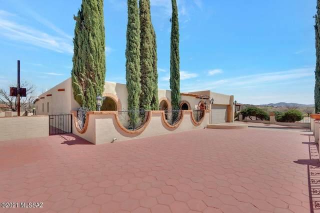 1159 Avenida Gandara, Rio Rico, AZ 85648 (#22106676) :: Tucson Real Estate Group