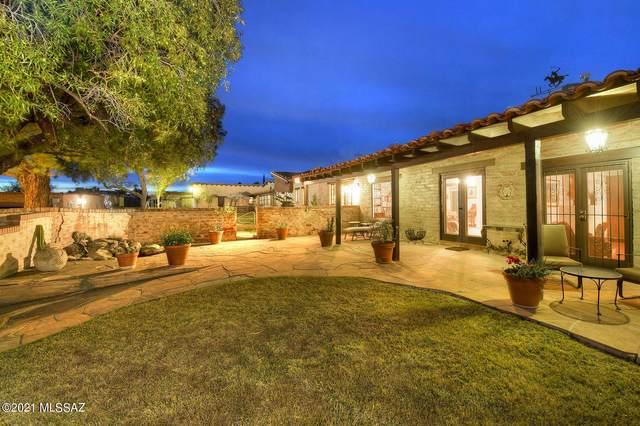 4950 N Calle Colmado, Tucson, AZ 85718 (#22106684) :: Kino Abrams brokered by Tierra Antigua Realty