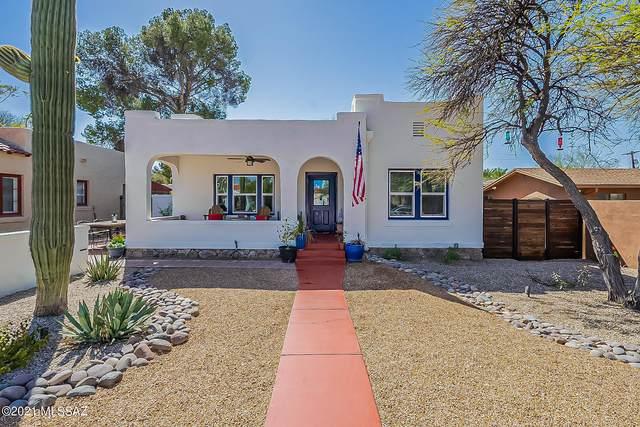 1930 E Hawthorne Street, Tucson, AZ 85719 (MLS #22106713) :: The Property Partners at eXp Realty