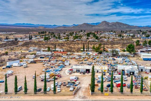 1280 S Naco Highway, Bisbee, AZ 85603 (MLS #22106714) :: The Luna Team