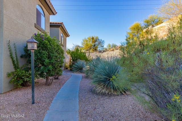 5751 N Kolb Road #22101, Tucson, AZ 85750 (MLS #22106724) :: The Luna Team