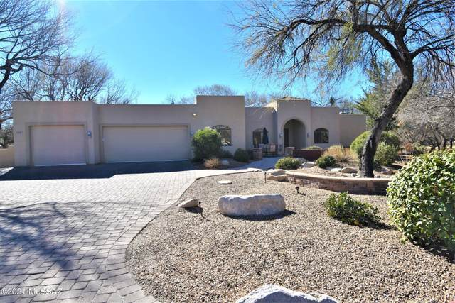 1809 N Wentworth Road, Tucson, AZ 85749 (#22106733) :: Tucson Real Estate Group