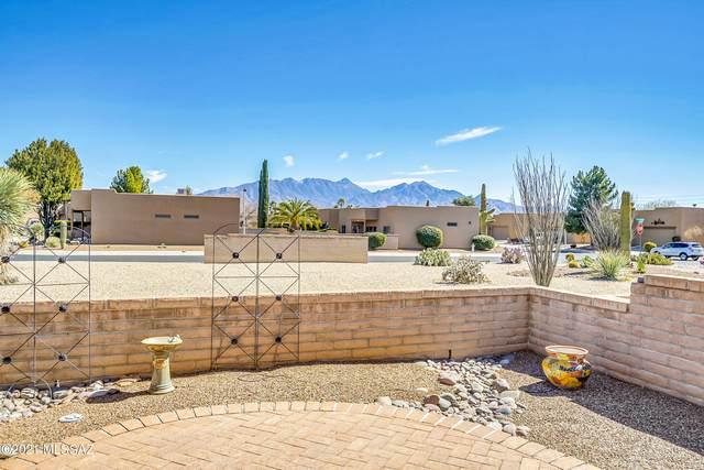 3973 S Via De Cristal, Green Valley, AZ 85614 (#22106734) :: The Local Real Estate Group | Realty Executives