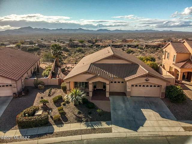 39704 Mountain Shadow Drive, Tucson, AZ 85739 (#22106752) :: Tucson Real Estate Group