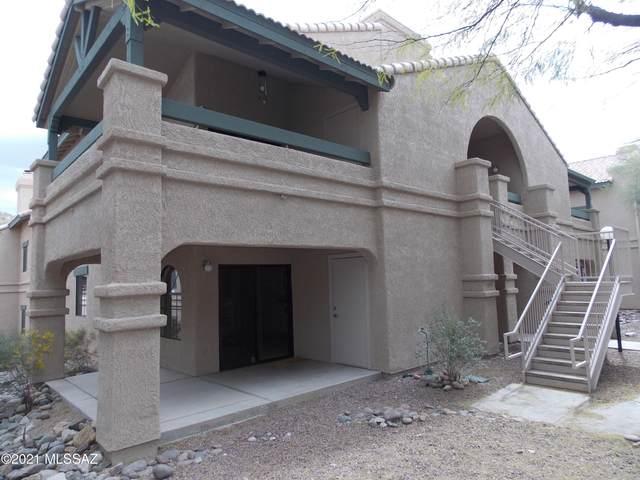 101 S Players Club Drive #3103, Tucson, AZ 85745 (#22106762) :: Tucson Real Estate Group