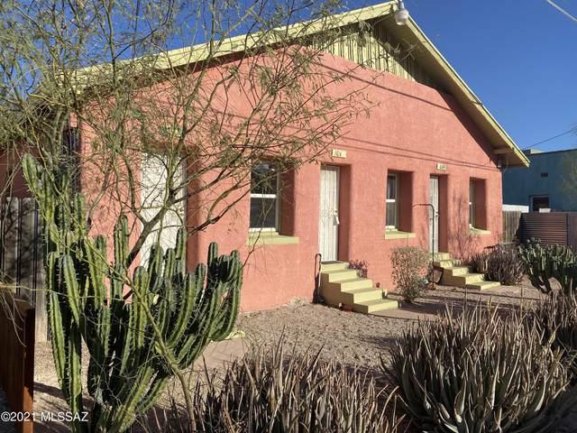 1019 S Meyer Avenue, Tucson, AZ 85701 (#22106767) :: Tucson Real Estate Group